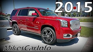 GMC Yukon Denali 2015 Videos