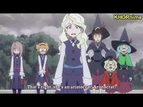 Kagari Atsuko (アツコ・カガリ) - Little Witch Academia - Funniest Cutest Anime Moments