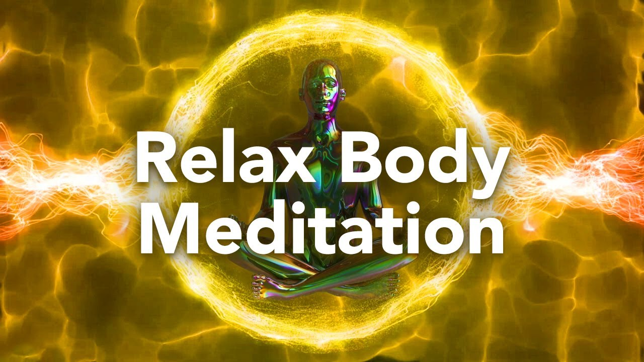 Guided Sleep Meditation, Body Image Respect and Relaxation for Your Body