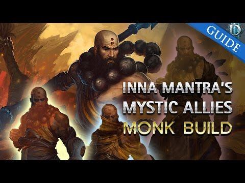 Monk Mystic Build