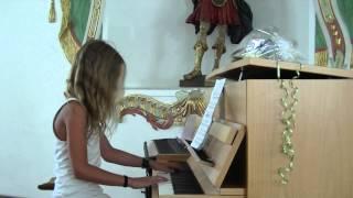 """B.Smetana. Thema """"Die Moldau"""" aus der sinfonischen Dichtung """"Mein Vaterland"""""""