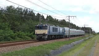相模線E131系G-05編成J-TREC新津出場配給