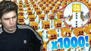 1000 SCHNEEMÄNNER, ABER nur 1 RICHTIGER!! 😨