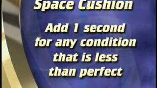 How to maintain a space cushion around your vehicle