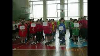 Турнир по гандболу памяти Боброва Л.Н. Мелитополь 2013 г.
