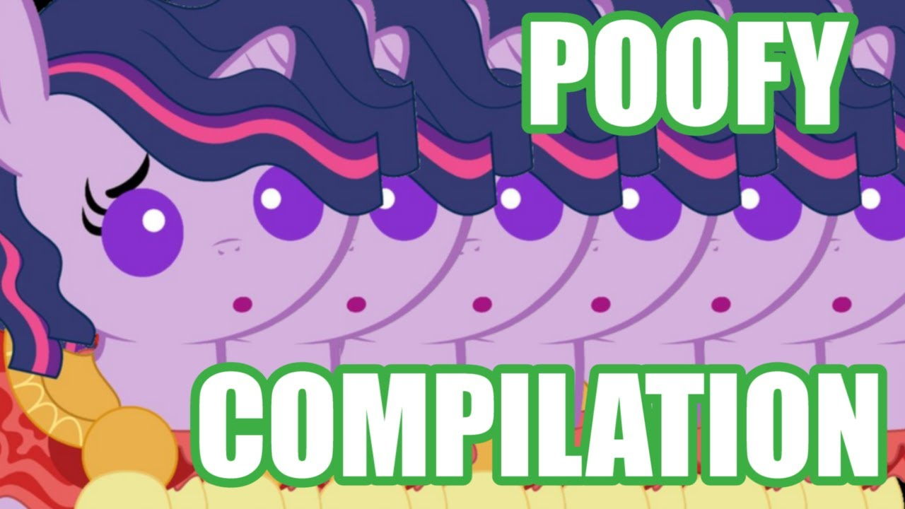 MLP: Poofy (Compilation) - An unlisted My Little Pony video by Limey Lassen.