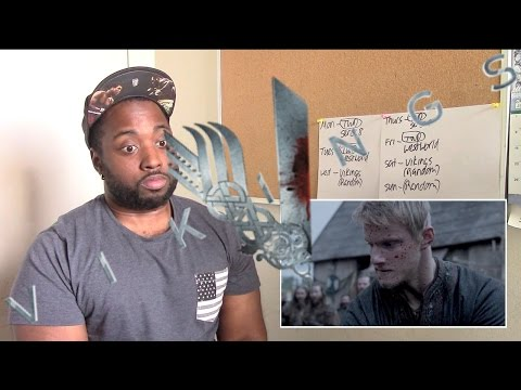 Vikings REACTION - 2x5