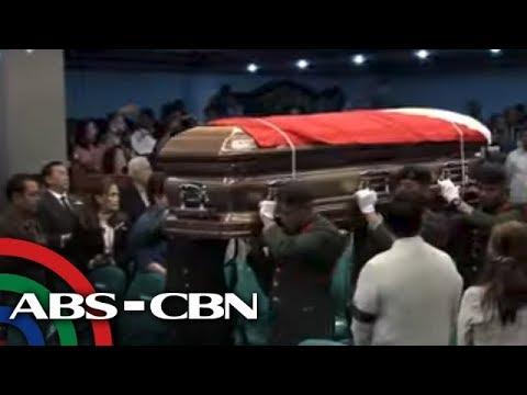 Senate honors late senator Edgardo Angara