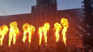 Rammstein - Zeig Dich Prague 2019 Czech Republic 16.07.2019