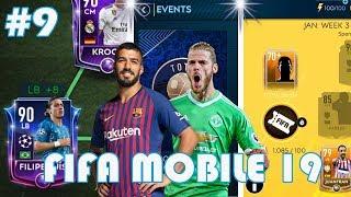 NOWY ŚWIETNY TOTW! | FIFA MOBILE 19 #9