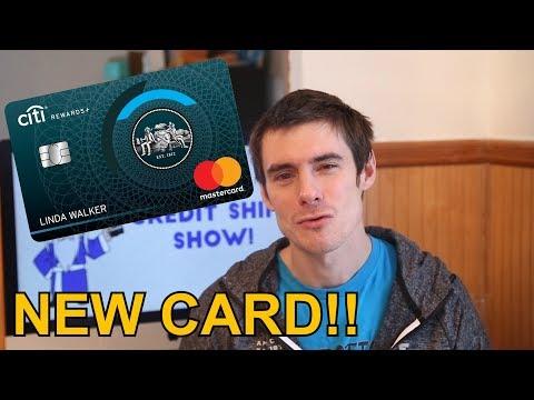 NEW Citi Credit Card Coming Jan 10th!! (Citi Rewards+)