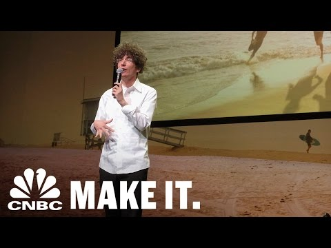 Self-Made Millionaire James Altucher: Don't Go To College | CNBC Make It.