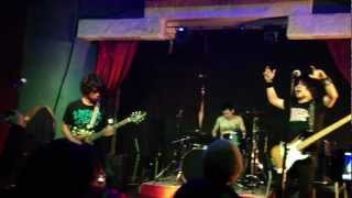 Electric Eel Shock - Iron Man (Live)