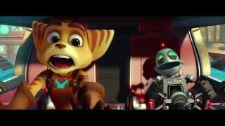 «Рэтчет и Кланк: Галактические рейнджеры» — фильм в СИНЕМА ПАРК