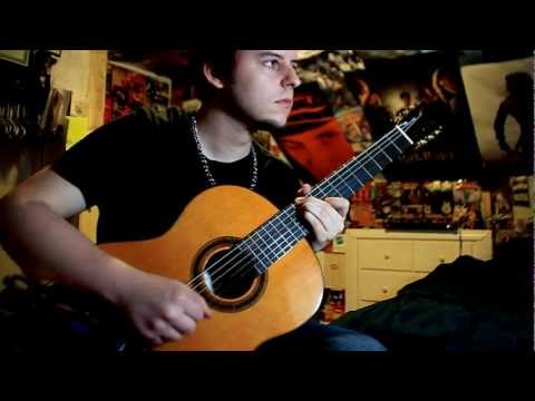 Leaving Earth/An End Once and For All (Mass Effect 3) Guitar Cover