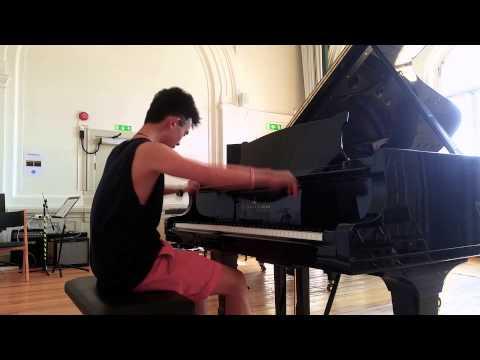 Tobu - Hope (Piano cover) by David Fang
