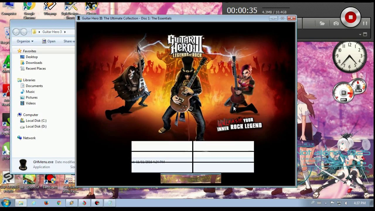 guitar hero 3 download pc free