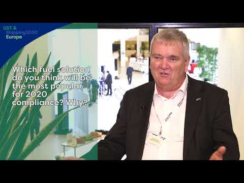 GST & Shipping2030 Europe 2018 - Interview with the Shipowners pt1