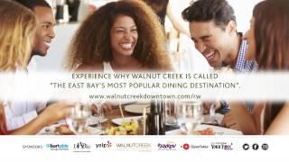 Walnut Creek Restaurant Week 2017