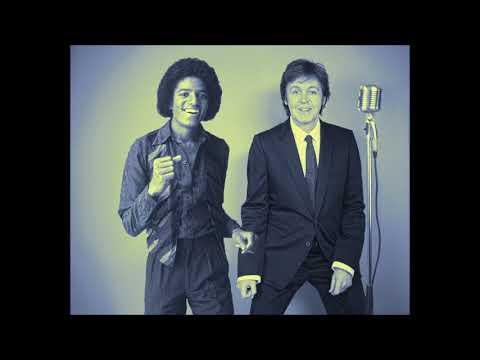 Michael Jackson - Girlfriend ft. Paul McCartney (Unreleased Duet)