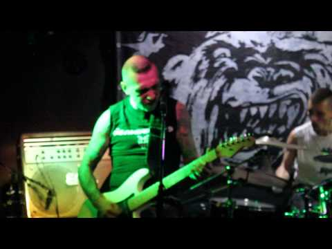 The Meantraitors - Blues Off/Only Fighter (live in Saratov)