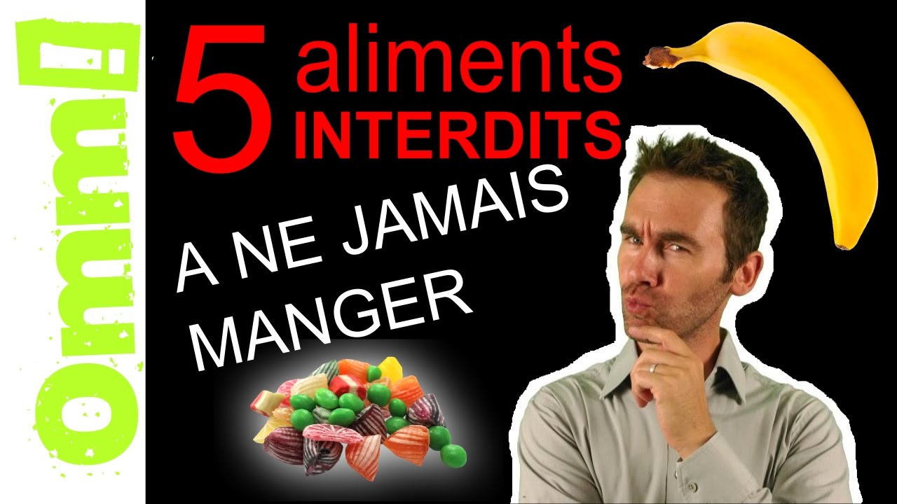 5 aliments interdits pourquoi youtube. Black Bedroom Furniture Sets. Home Design Ideas