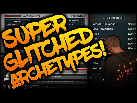 OMG THESE NBA 2K17 BUILDS WILL MAKE YOU DELETE YOUR MYPLAYER GUARANTEED! SUPER GLITCHED BUILDS!