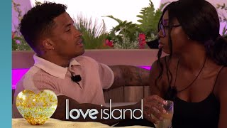 The Boys Confront the Girls for Being Childish | Love Island 2019
