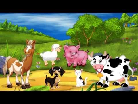 Mультфильм для детей от 3 до 12 месяцев. Развивающий