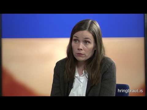 Kynning: Kjarninn á Hringbraut –Katrín Jakobsdóttir – 13.júní 2017 – 1