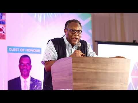 Dr Emmanuel Ijewere -  Moringa Export Launch