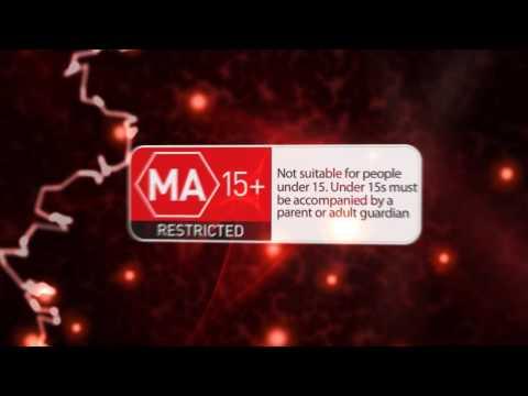 Movie Rating Bumper [Australia] - M15