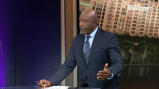 James Worthy Reacts To Lakers Win Over Clippers!