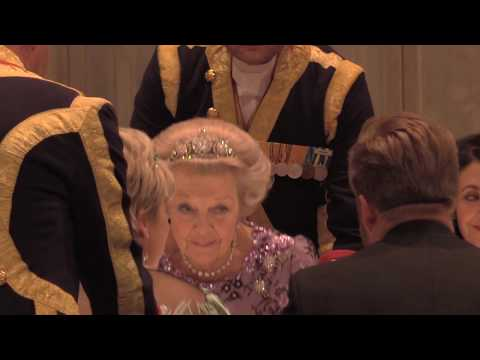 State Banquet: King WA & Queen Máxima invited president of Singapore