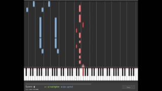 How To Play Black or White by Michael Jackson on piano/keyboard