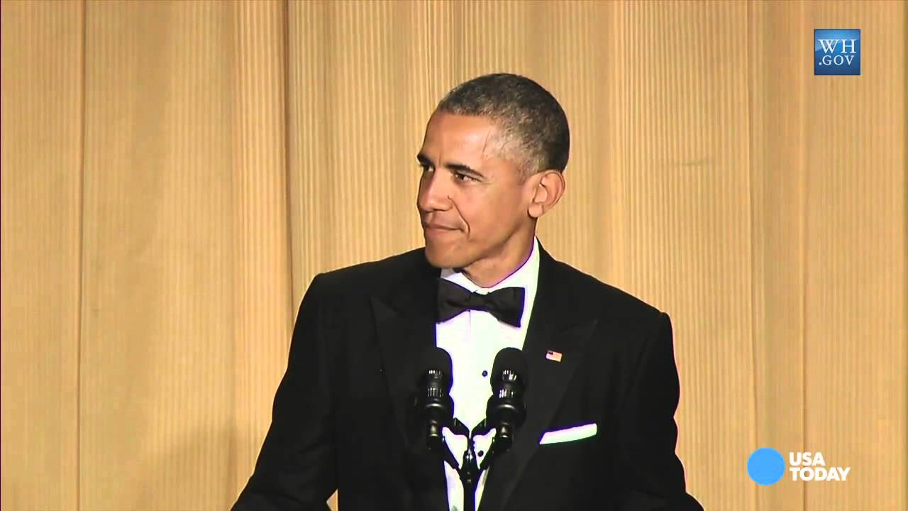 Obama Jokes About Lame Duck Presidency At Nerd Prom