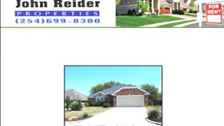 Homes For Rent In Harker Heights, TX, Home Insurance