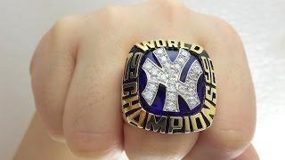 1996 New York Yankees World Series Ring Replica