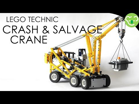 lego technic moc aircraft carrier mobile crash handling. Black Bedroom Furniture Sets. Home Design Ideas