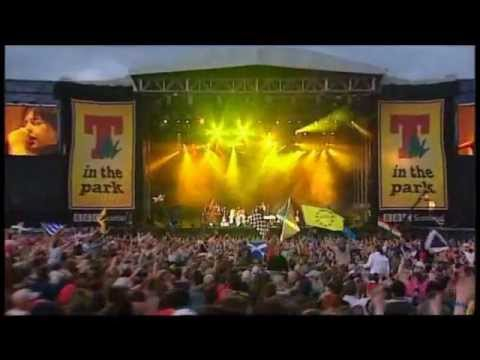 The Strokes - T in the Park - Full Concert (2004)