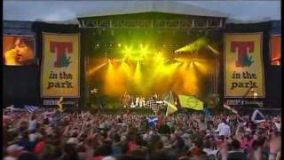 The Strokes full HD performance at the T in the Park festival, in J...