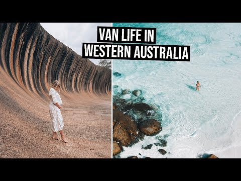 Van Life in Western Australia | Esperance & Wave Rock