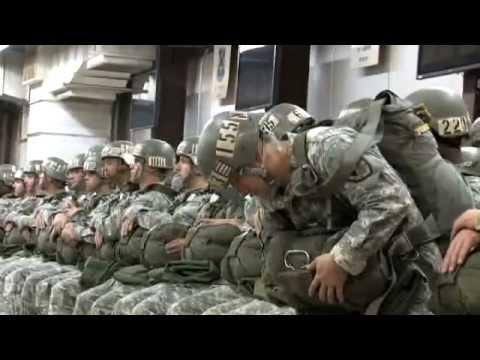 Airborne school 10-13