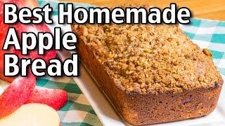 Easy Homemade Apple Bread / Cheap Easy Recipes!