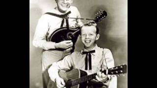 The Angels Rejoiced Last Night - Louvin Brothers