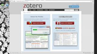 Getting Started with Zotero: Using Zotero Standalone