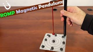 ROMP: Randomly Oscillating Magnetic Pendulum