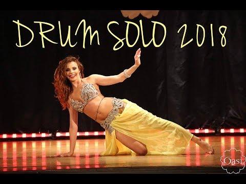 Jamilah - Drum solo - Belly dance - 2018