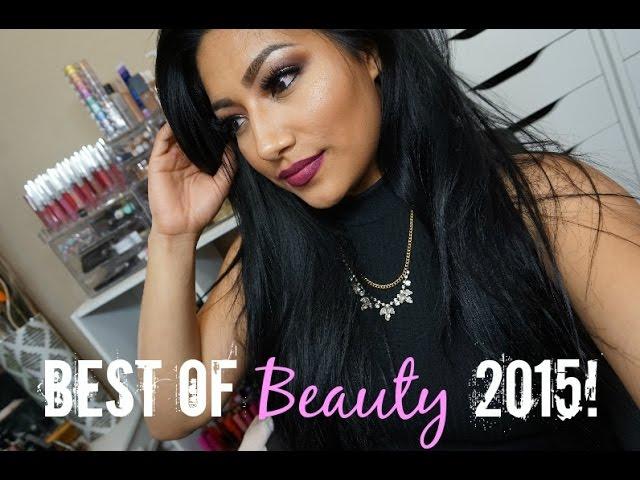 BEAUTY FAVORITES OF 2015 - Alexisjayda