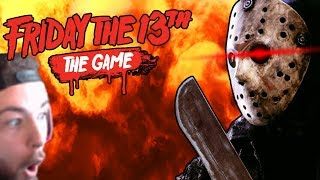 THE RETURN TO FRIDAY THE 13TH